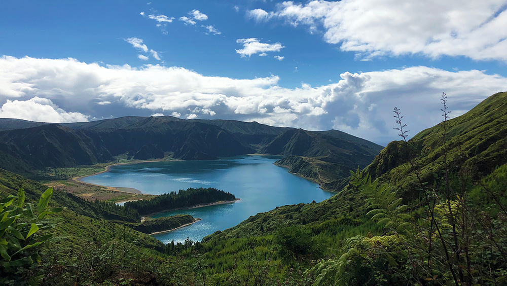 Travels in the Azores